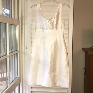 Kate Spade Wedding Belles reception dress